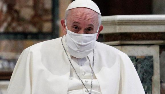 El Papa Francisco avala uniones civiles entre personas del mismo sexo