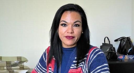 Catalina Bustillos Cárdenas regidora del Ayuntamiento de Chihuahua agredió a los miembros de la comunidad LGBTTTIQ+