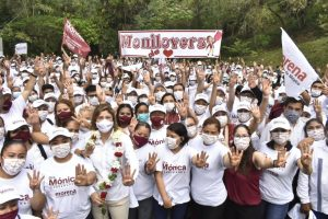Dra. Mónica Rangel, no dejará de lado al sector salud durante su gobierno