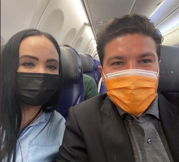 Samuel García comparte en redes sociales con esposa de responsable de masacre Casino Royale, también lo relacionan con el narco