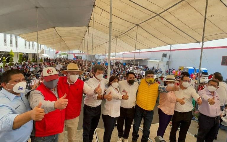 Exmorenistas se suman al proyecto de gobierno de Anabell Ávalos en Tlaxcala