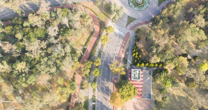 Inauguran ciclovía inteligente en Chapultepec: recolecta agua –