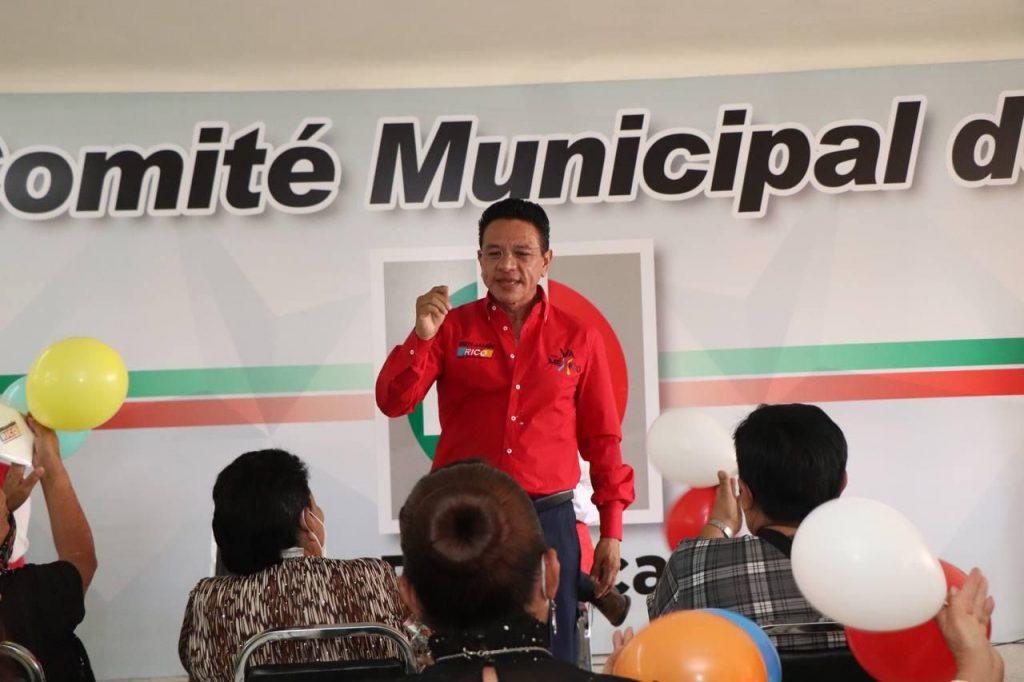 Benjamín Rico convocó a los integrantes de la Canaco a hacer un frente común, más allá de colores de partidos o de intereses de grupo