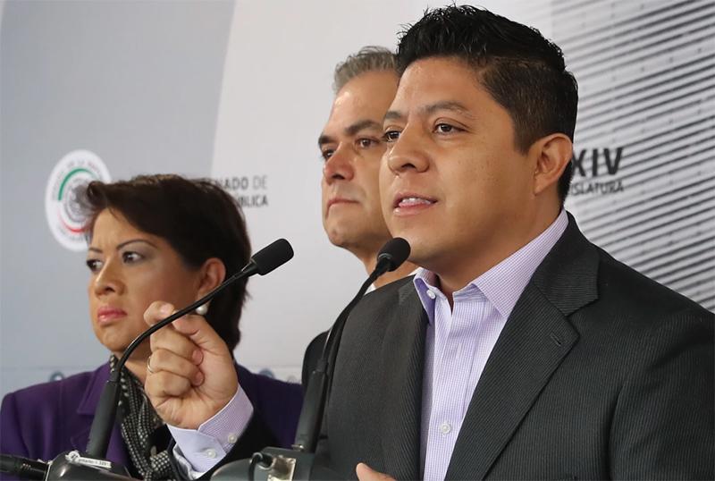 El candidato Ricardo Gallardo por la gubernatura de San Luis Potosí es un delicuente: Delegado de Morena