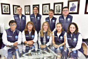 Presenta Andrés Atayde registro para refrendar presidencia del pan CDMX